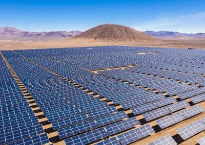 Third-Party Sourcing for Operations & Management of Luz Del Norte Photovoltaic Power Plant