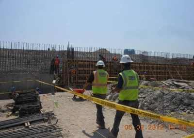 Construction Safety and Contractor Management for Pharmaceutical Expansion